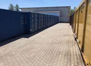Container Lager Archiv Selfstorage Garage
