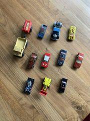 Matchbox AS Toy Sammlung bespielt