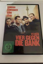 DVD - VIER GEGEN DIE BANK