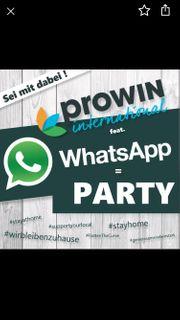 ProWIN WhatsApp Party