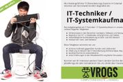 IT-Techniker Systemkaufmann o ä m