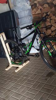 Cube Fahrrad Vollfederung
