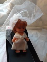 Schildkröt Minikid Braut Vintage 60er
