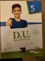 D U Deutschunterricht 5 Gymnasium