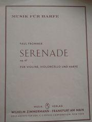 Paul Frommer Serenade op 47