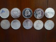 10 x 20EUR Münzen