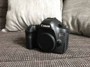 DSLR-Kamera Canon EOS 5DS R