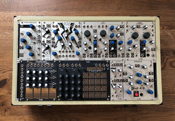 MakeNoise Shared System - Modularer Synthesizer