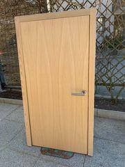 Tischler-Türe mit Rahmen Dampfsperre