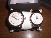 Armbanduhren Partnerset