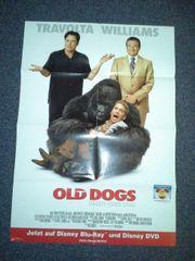 Old dogs 2009 Orginal Plakat