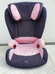 Kindersitz Römer Kidfix Isofix rosa