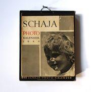 Schaja Photokalender 1940 komplett