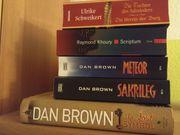4x Dan Brown Inferno Lost
