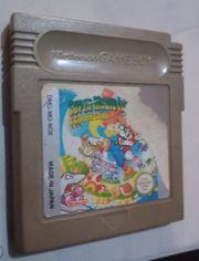 Game Boy Spiel super Mario