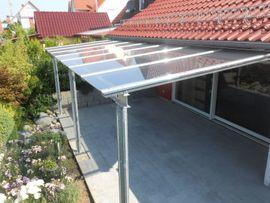 Sonstiges für den Garten, Balkon, Terrasse - VSG 10 76 mm TVG