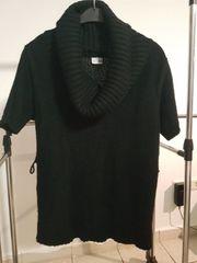 Damen Strick Long Shirt Größe