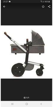 joolz Kinderwagen grau