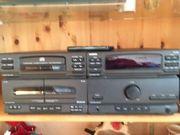 Stereo Kompaktanlage mit Boxen
