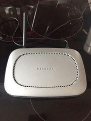 Modem W Lan Router Netgear