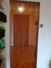 Bambus Vorhang 2 Stk fast