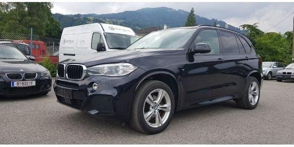 BMW X5 mieten