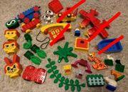 Verschieden einzelne Teile Lego Duplo