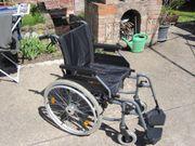 Falt - Rollstuhl Tomtar Basik