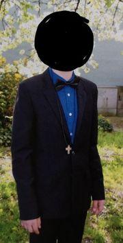 Anzug von Review schwarz Gr