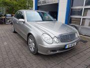 SCHLACHTFEST - TEILE - Mercedes Benz E-Klasse