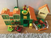 Lego Duplo Haus Familienhaus Wohnhaus