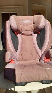 Auto-Kindersitz Storchenmühle Solar mit ISOFIX