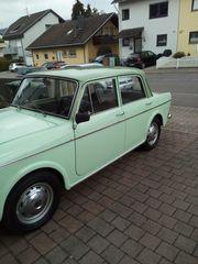Oldtimer Fiat Berlina 1100 D