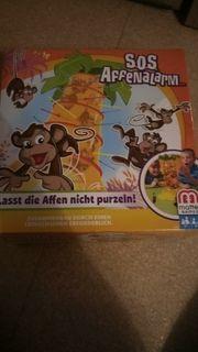 Sos Affenalarm Spiel