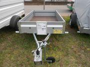 Humbaur Steely 750 kg
