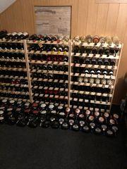 Aus Nachlass 350-400 Weine Sekte