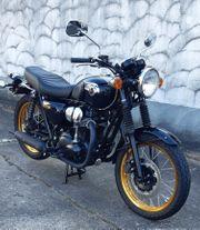Kawasaki W 800 Spezial Edition