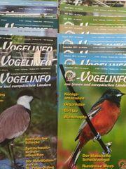 AZ- Vogelinfo 56 x Hefte