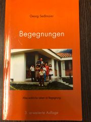 Begegnungen Georg Sedlmaier