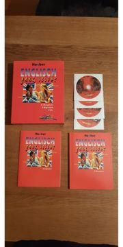 Englich lernen Hueber - CDs Übungsbuch