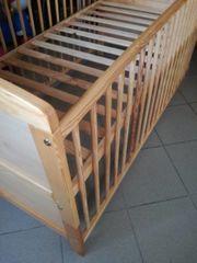 Gitterbett 64 cm x 140