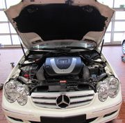 Mercedes Benz CLK 350 - 272 PS