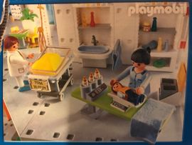 Playmobil 4404 - Großes Krankenhaus mit: Kleinanzeigen aus Karlsruhe Kirchfeldsiedl. - Rubrik Spielzeug: Lego, Playmobil