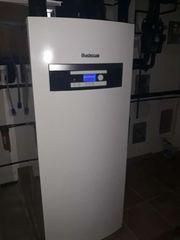 Wärmepumpe Sole Wasser Buderus WPS9