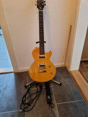 Guterhaltene Gitarre zu Verkaufen