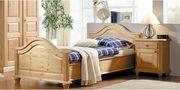 Fichte Massivholz Bett Matratze Lattenrost