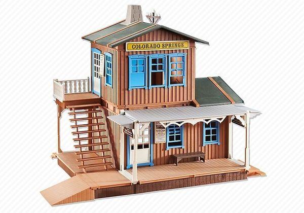 Playmobil Western colorado 6462 NEU