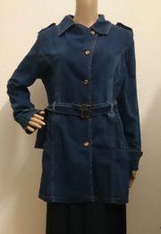 Jeansjacke für Größe 36 38