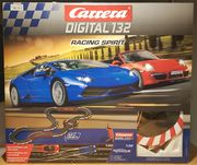 Carrera DIGITAL 132 Rennbahn Racing