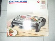 Neuer Elektro Grill von Severin